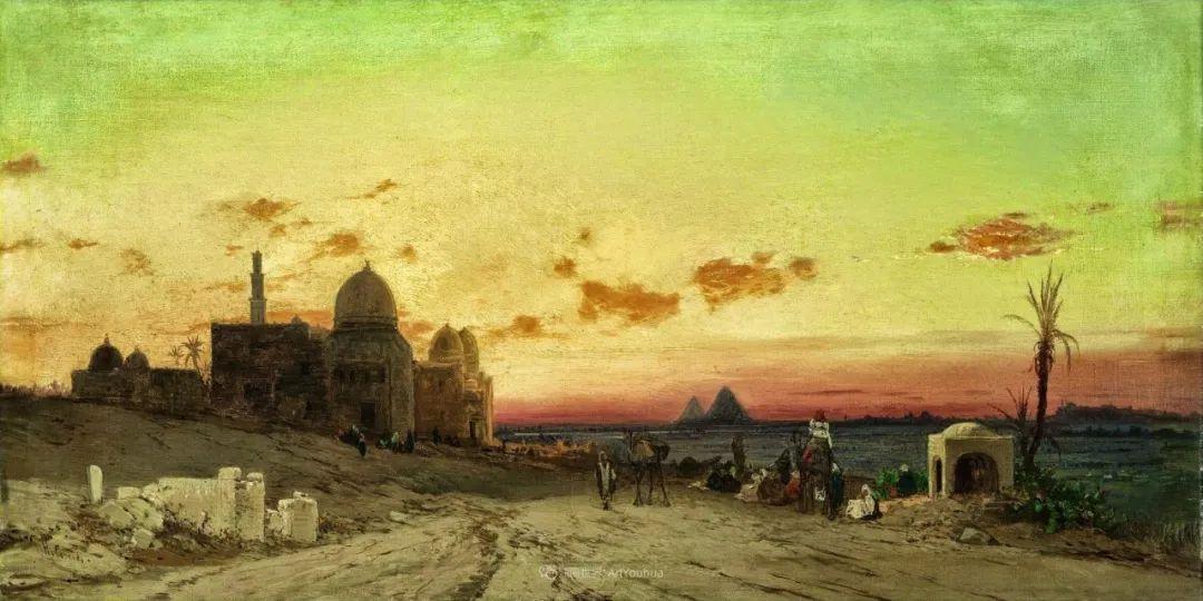 百年前的巨幅风景画,恢弘壮丽!插图129