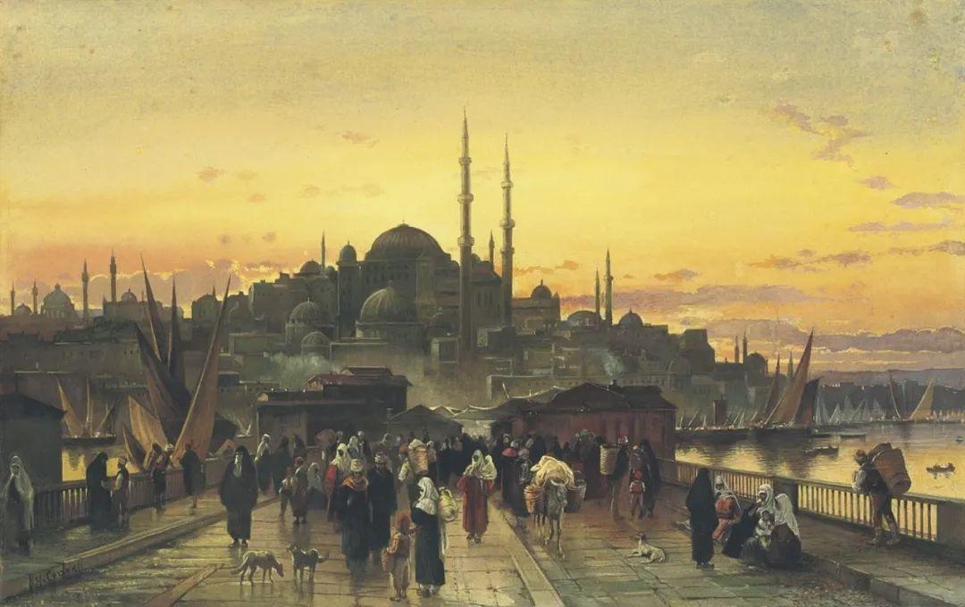 百年前的巨幅风景画,恢弘壮丽!插图143