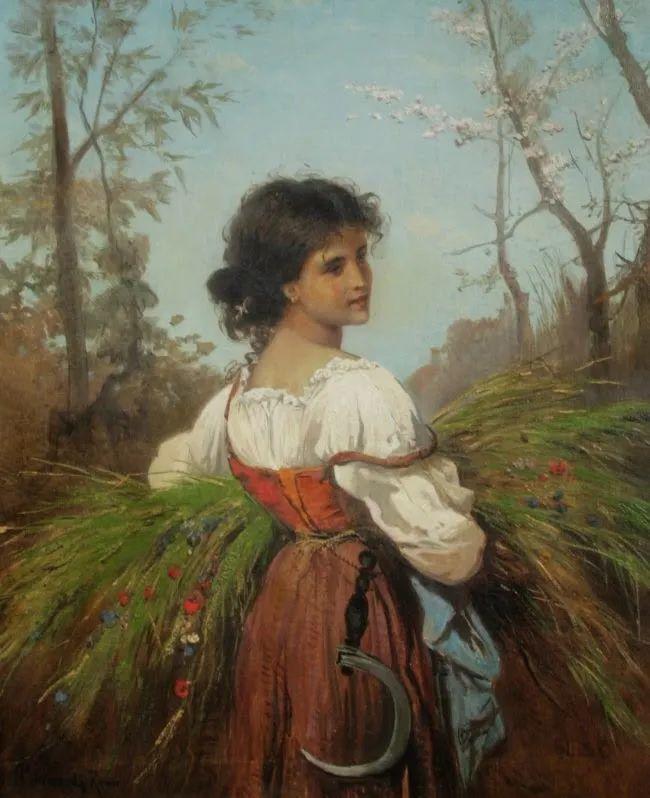 百年前的巨幅风景画,恢弘壮丽!插图145