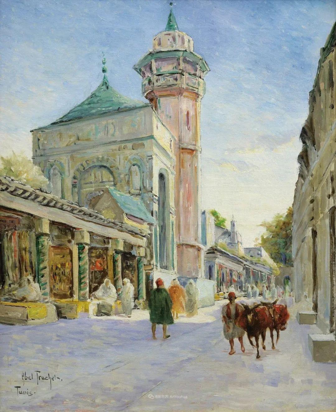 法国后印象派画家笔下的巴黎生活!插图105