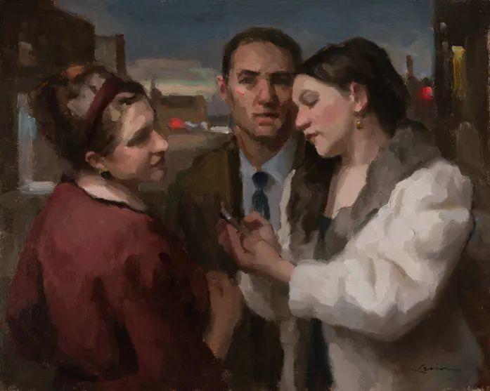 绘画是一种个性、记忆和情感的投射插图53