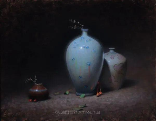 静物的光与影,静谧和谐之美!插图29