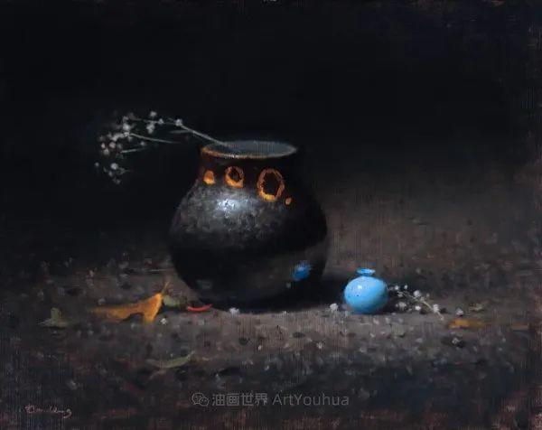 静物的光与影,静谧和谐之美!插图43