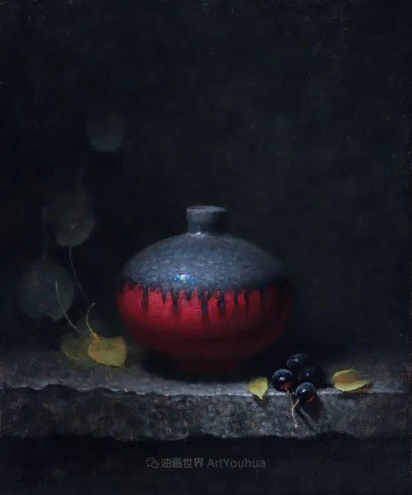 静物的光与影,静谧和谐之美!插图47