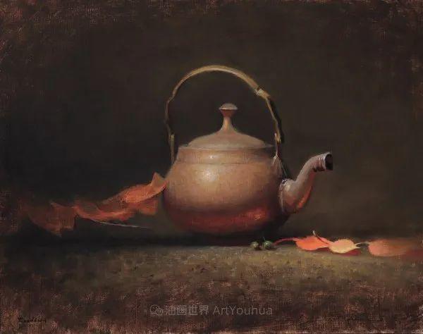 静物的光与影,静谧和谐之美!插图49