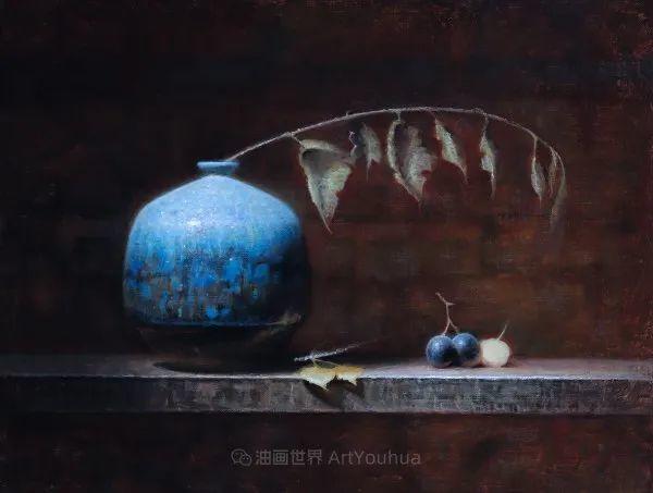 静物的光与影,静谧和谐之美!插图53