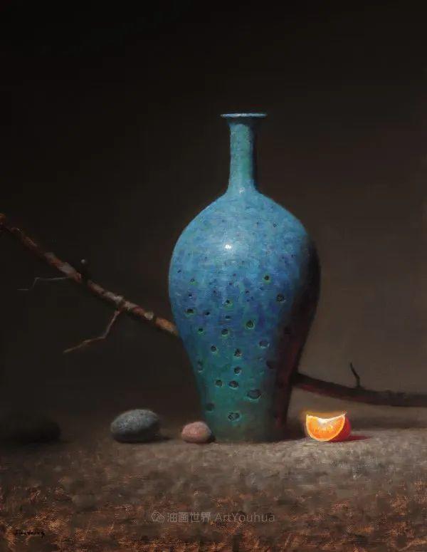 静物的光与影,静谧和谐之美!插图65