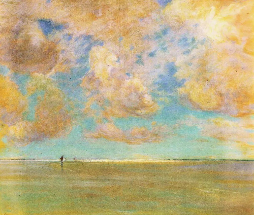 风格独特,莫名的好看,意大利画家朱塞佩·德·尼蒂斯插图3