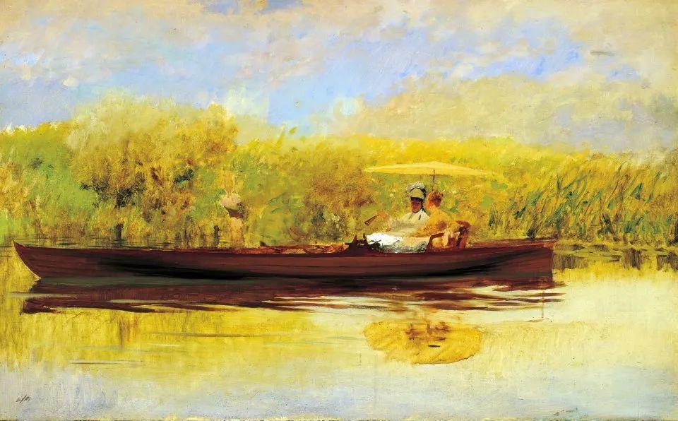 风格独特,莫名的好看,意大利画家朱塞佩·德·尼蒂斯插图5