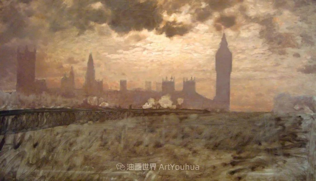 风格独特,莫名的好看,意大利画家朱塞佩·德·尼蒂斯插图47