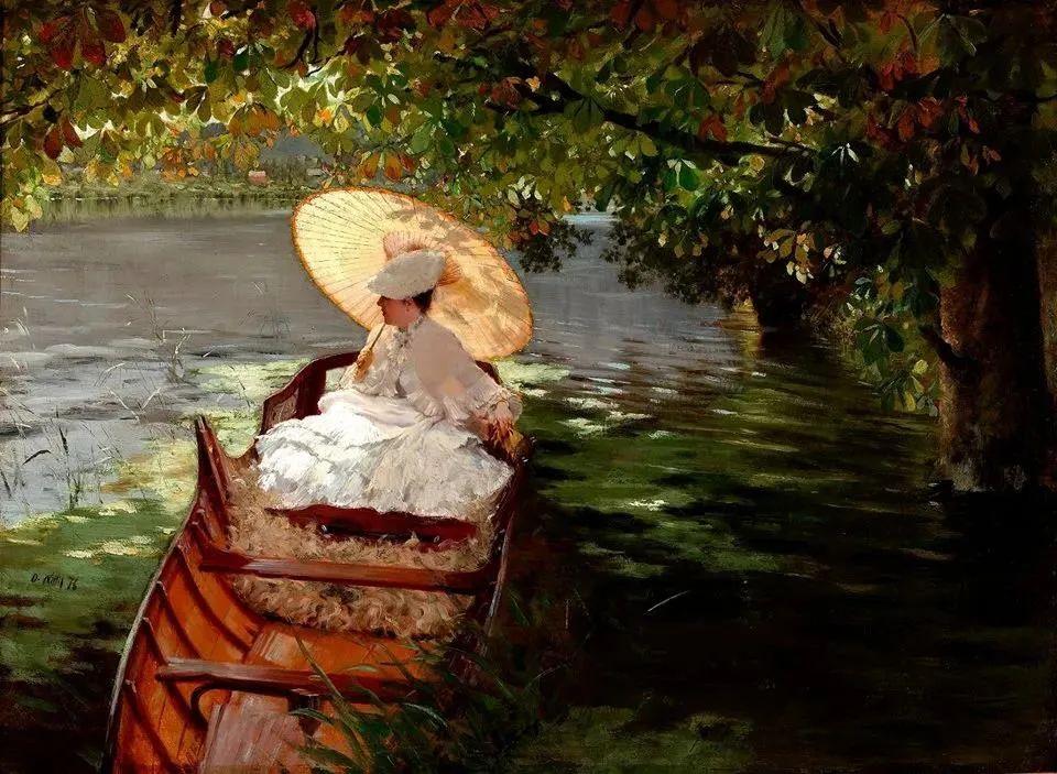 风格独特,莫名的好看,意大利画家朱塞佩·德·尼蒂斯插图71