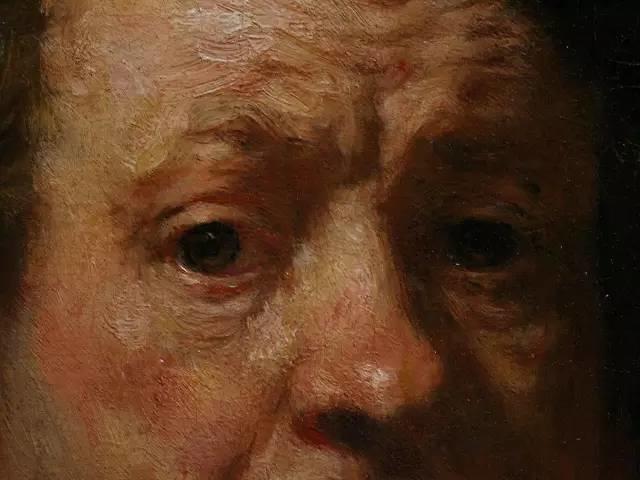 放大看伦勃朗的油画细节,真让人为之惊叹!插图17