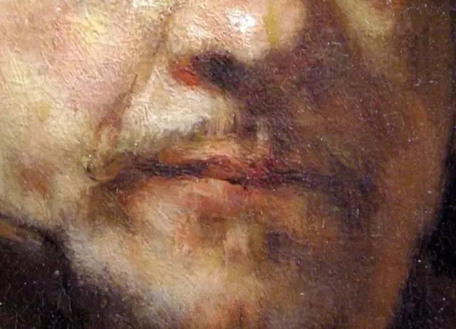 放大看伦勃朗的油画细节,真让人为之惊叹!插图23