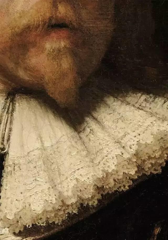 放大看伦勃朗的油画细节,真让人为之惊叹!插图39