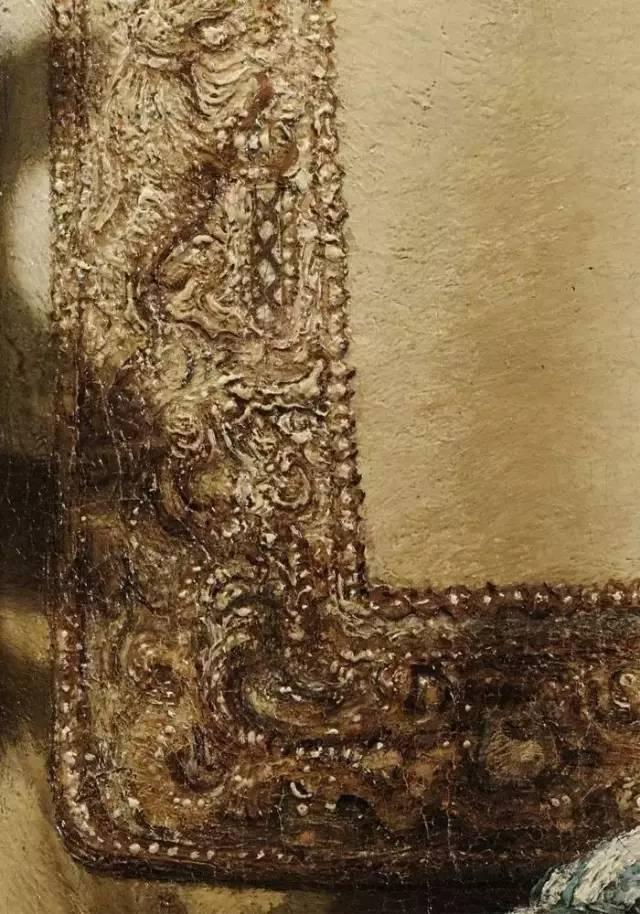 放大看伦勃朗的油画细节,真让人为之惊叹!插图53