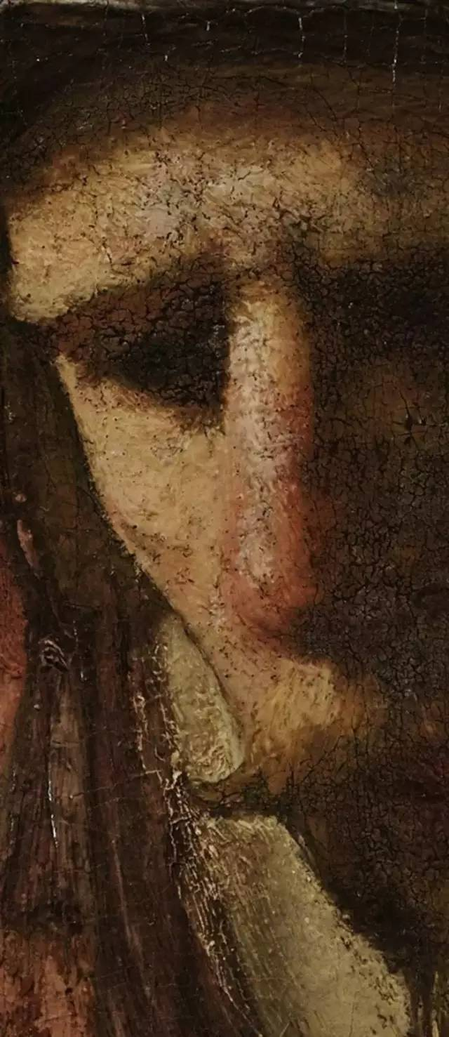 放大看伦勃朗的油画细节,真让人为之惊叹!插图67