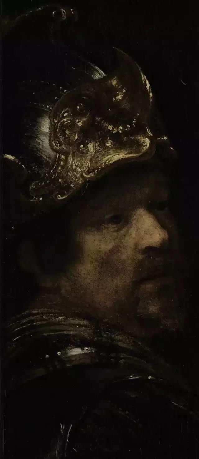 放大看伦勃朗的油画细节,真让人为之惊叹!插图69