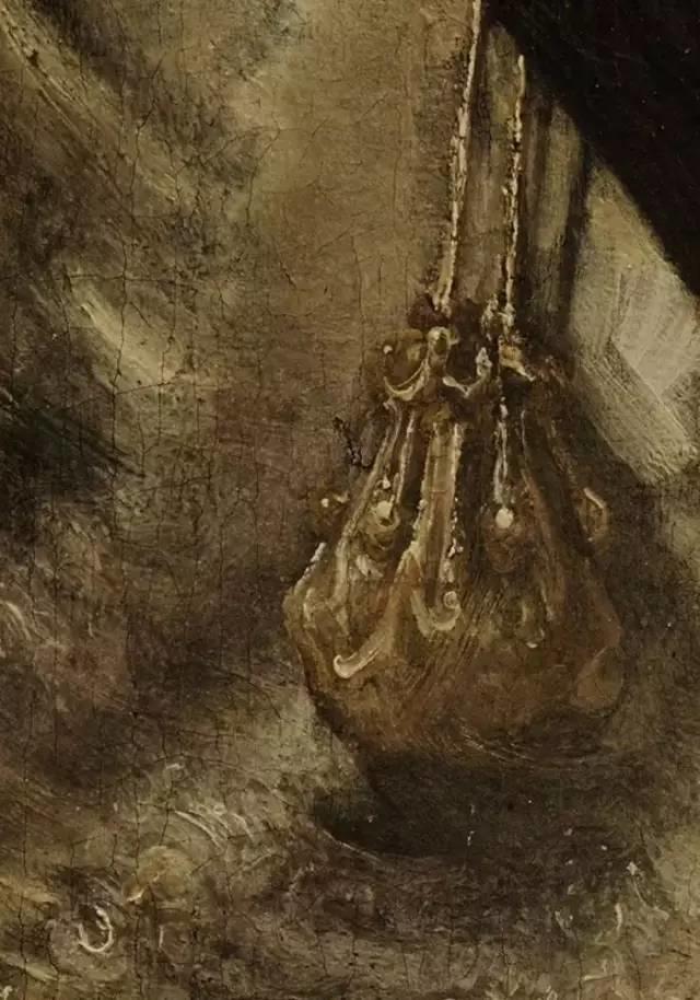 放大看伦勃朗的油画细节,真让人为之惊叹!插图79