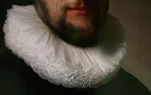 放大看伦勃朗的油画细节,真让人为之惊叹!插图99