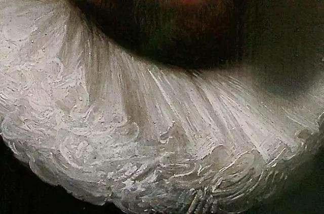 放大看伦勃朗的油画细节,真让人为之惊叹!插图105