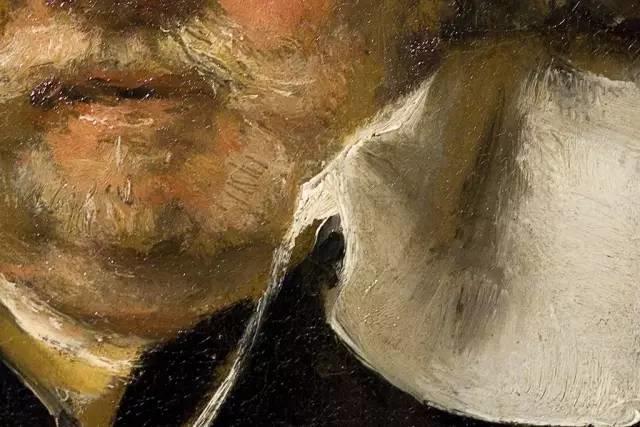 放大看伦勃朗的油画细节,真让人为之惊叹!插图111