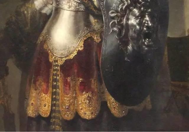 放大看伦勃朗的油画细节,真让人为之惊叹!插图127