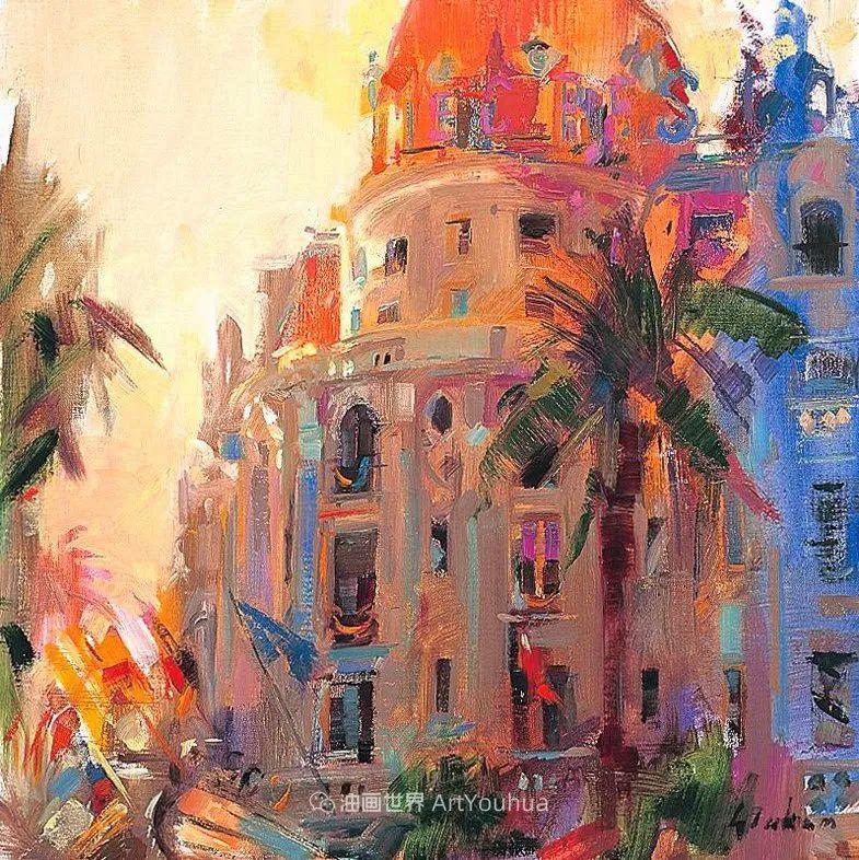 一场色彩的盛宴,英国画家Peter Graham插图41