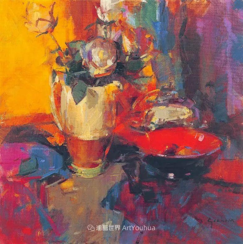 一场色彩的盛宴,英国画家Peter Graham插图75