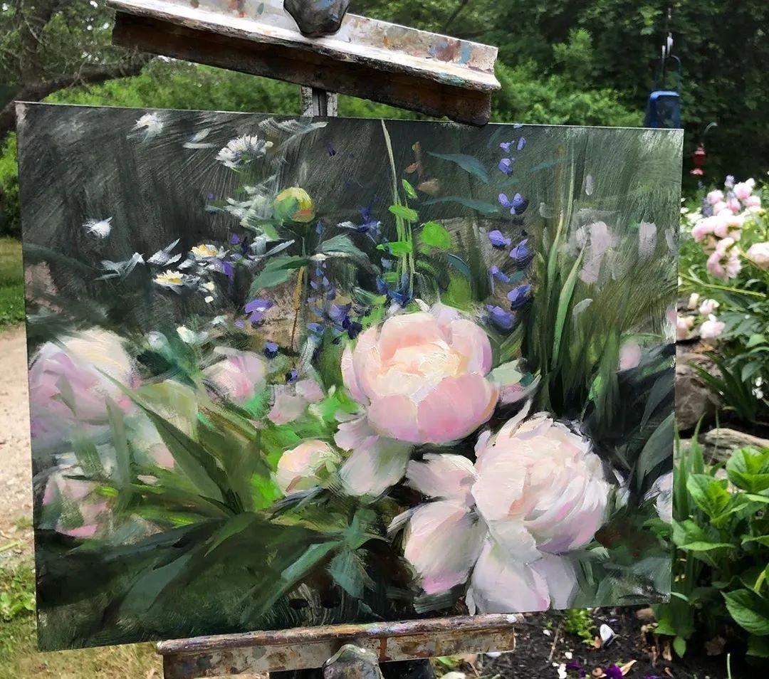 好美的风景与花卉,深入自然才能画出最美的画面!插图47