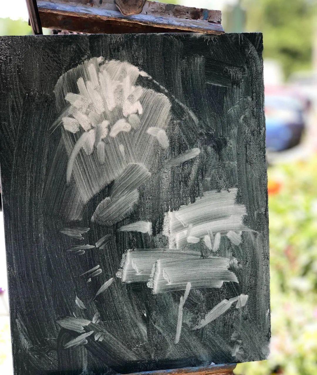 好美的风景与花卉,深入自然才能画出最美的画面!插图61