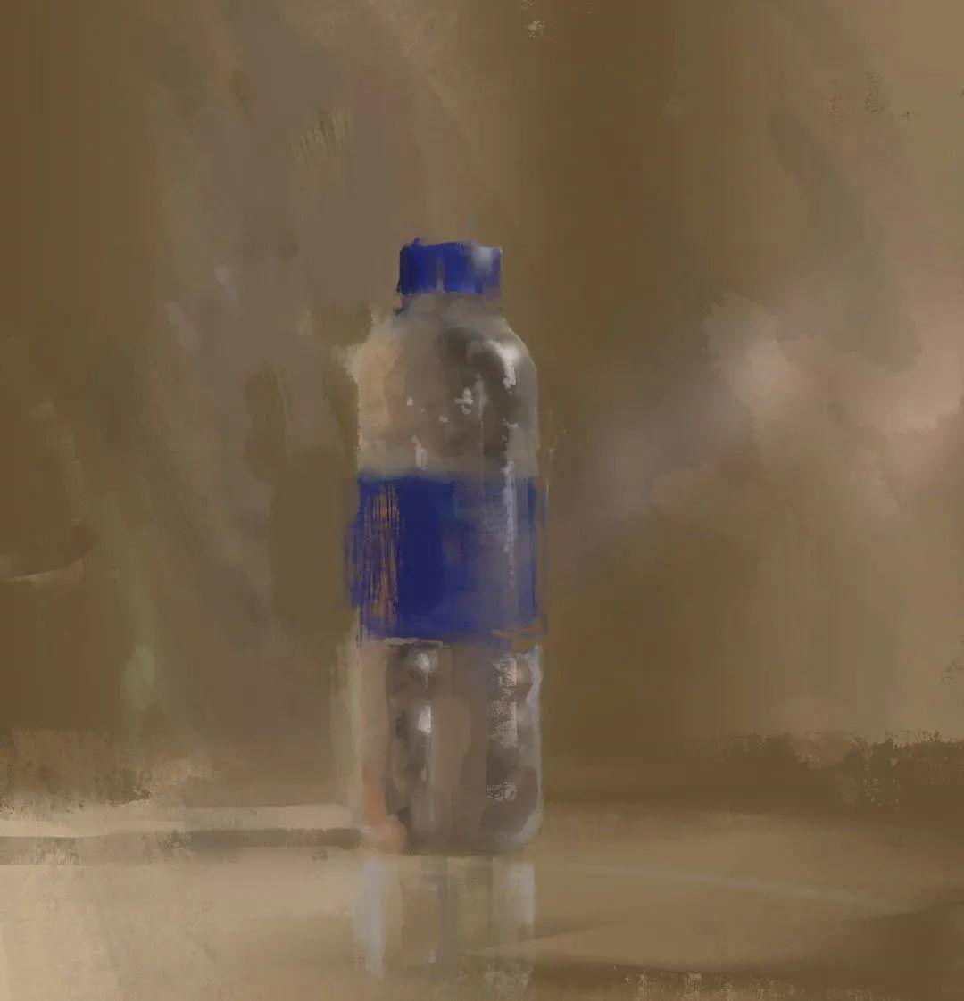 通透的质感,形色结合的笔触,写实有画味!插图17