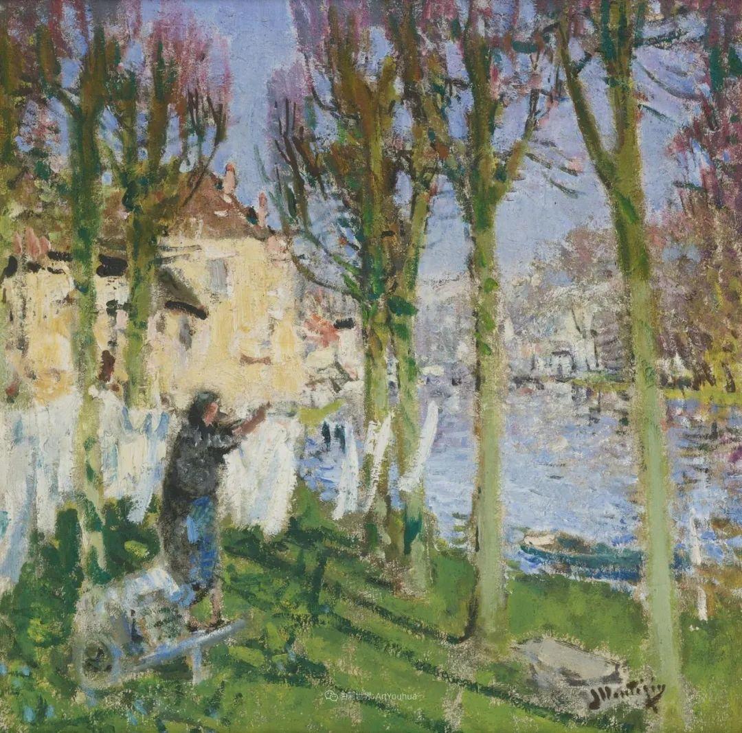 逆袭,他被拒法国艺术家沙龙十年,最终却成为沙龙评委会主席!插图23
