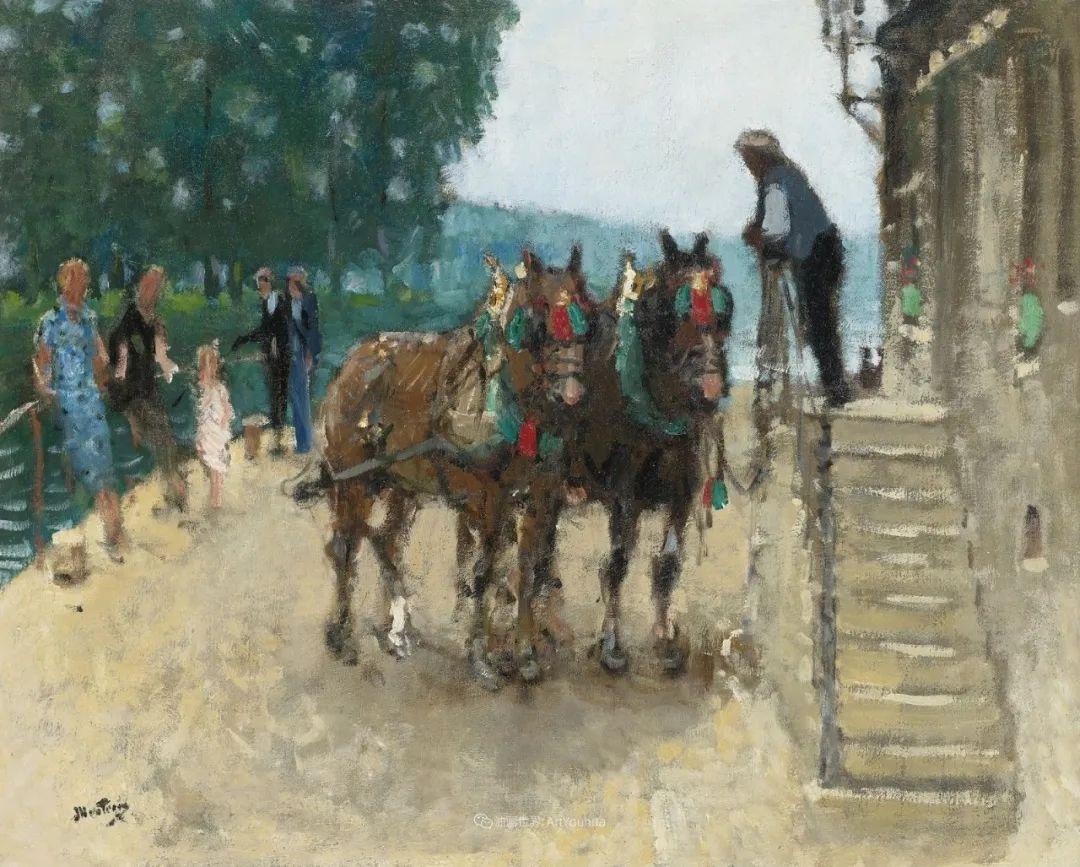 逆袭,他被拒法国艺术家沙龙十年,最终却成为沙龙评委会主席!插图71