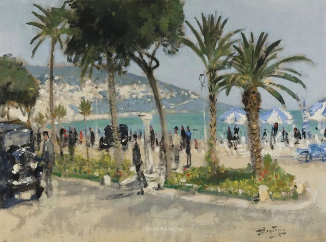逆袭,他被拒法国艺术家沙龙十年,最终却成为沙龙评委会主席!插图161