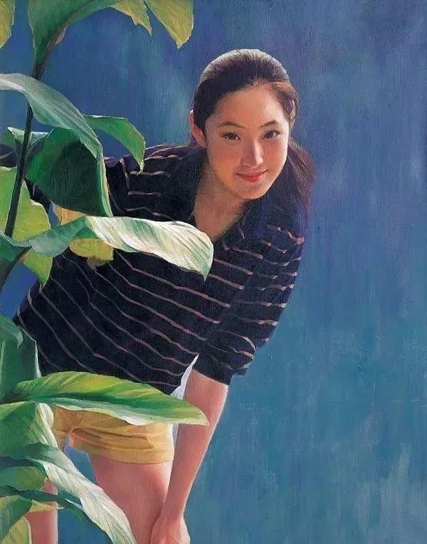 中国油画八人展,美丽的女人和风景!插图10