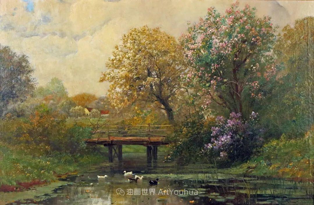 鲜花盛开的宁静乡村,风景美丽而浪漫!插图71