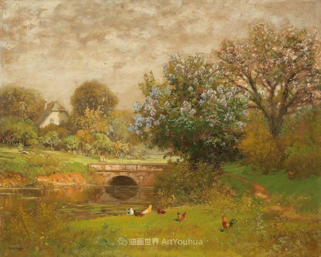 鲜花盛开的宁静乡村,风景美丽而浪漫!插图73