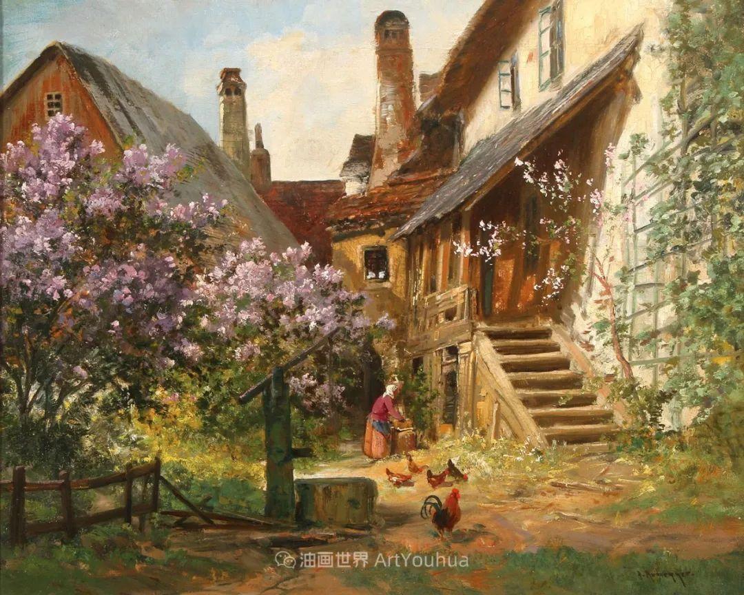 鲜花盛开的宁静乡村,风景美丽而浪漫!插图85