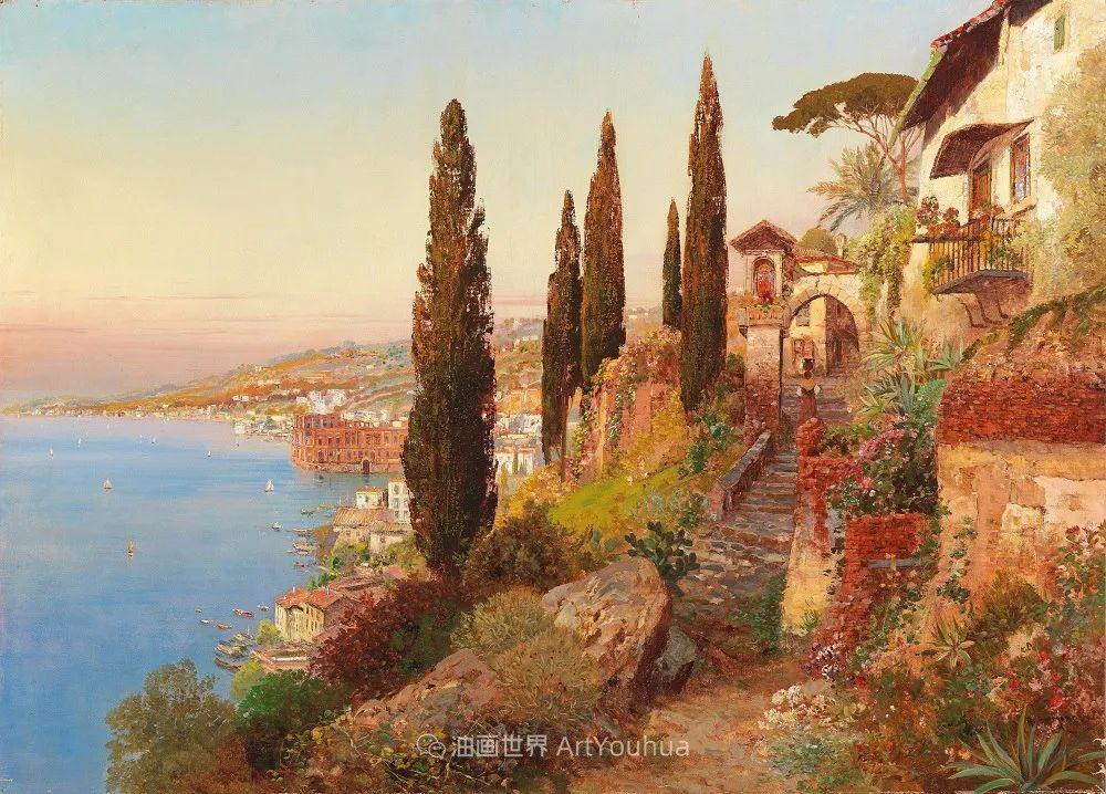 鲜花盛开的宁静乡村,风景美丽而浪漫!插图109