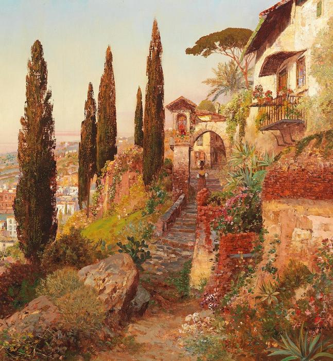 鲜花盛开的宁静乡村,风景美丽而浪漫!插图111