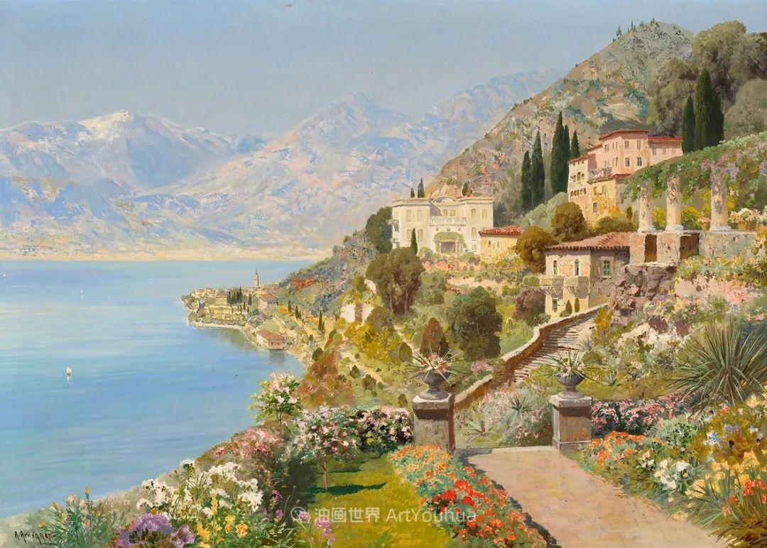 鲜花盛开的宁静乡村,风景美丽而浪漫!插图131