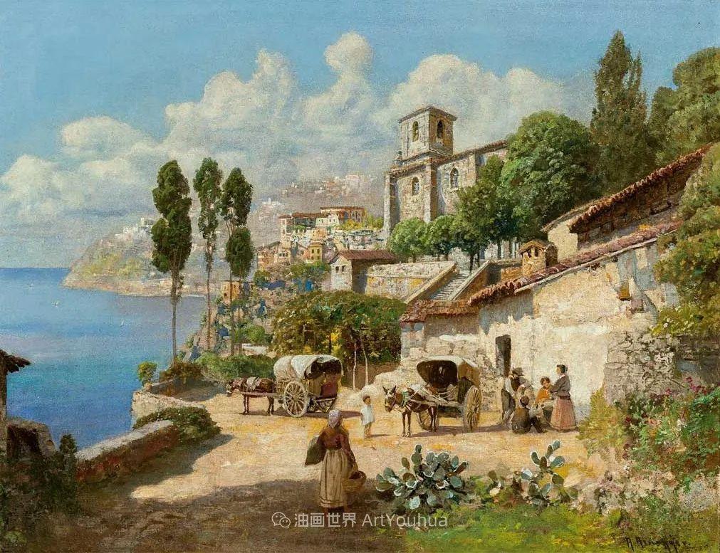 鲜花盛开的宁静乡村,风景美丽而浪漫!插图133