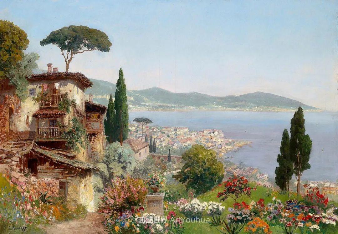 鲜花盛开的宁静乡村,风景美丽而浪漫!插图135