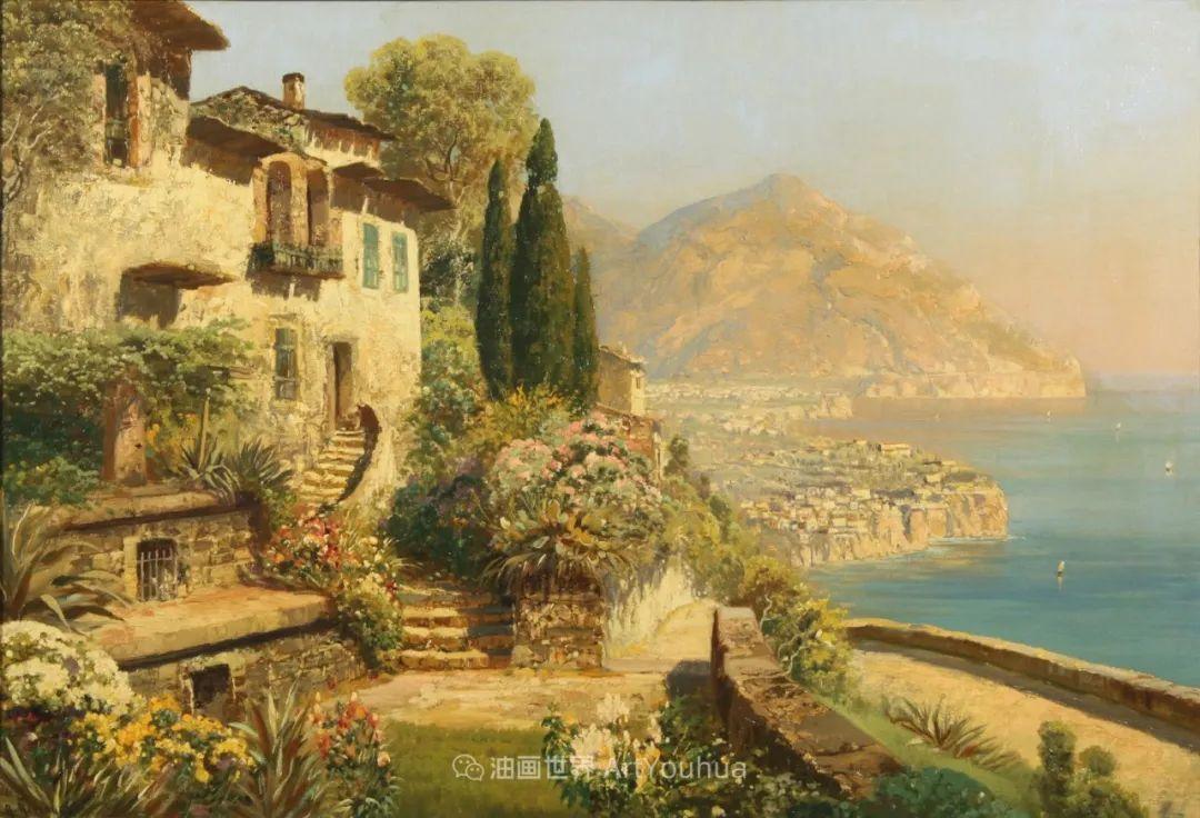 鲜花盛开的宁静乡村,风景美丽而浪漫!插图145