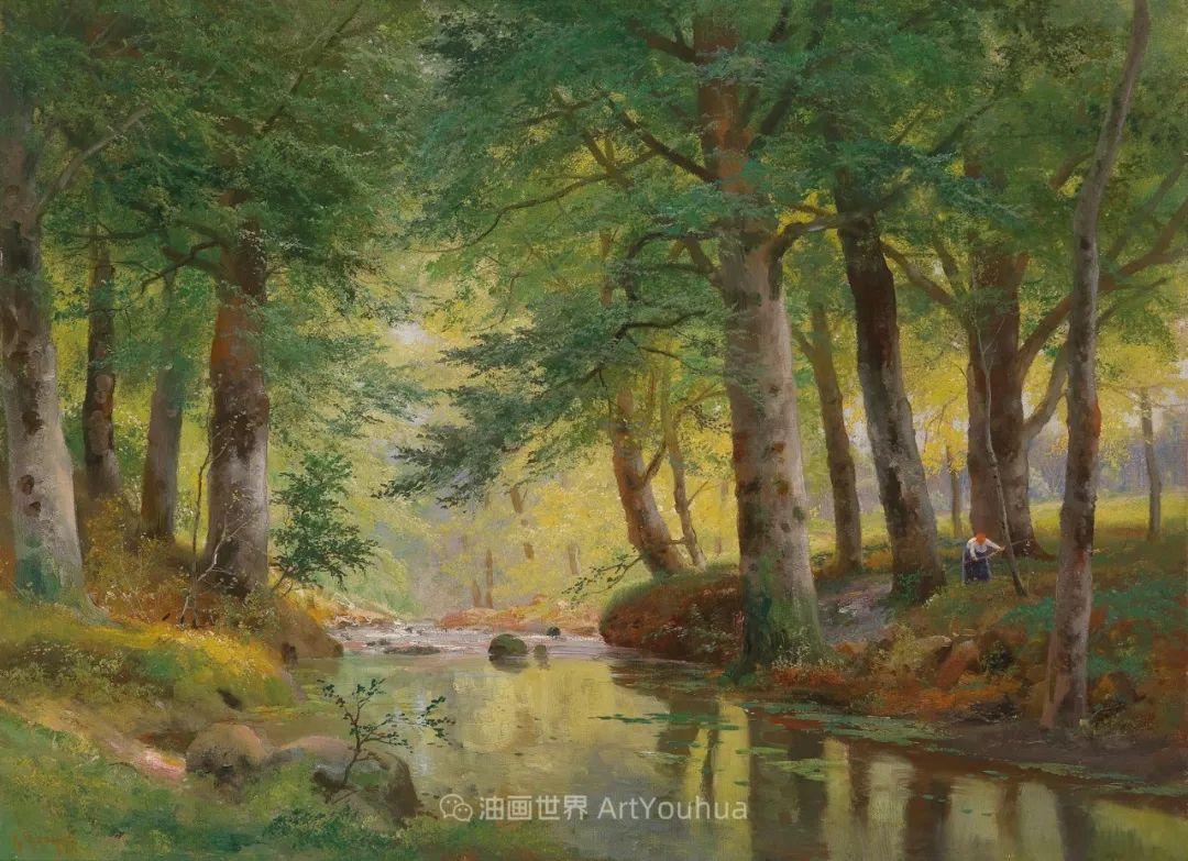 一派宁静秀丽的乡村景色,令人陶醉的色彩!插图19