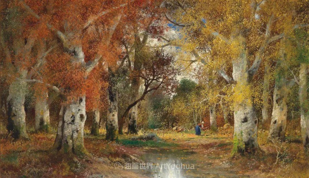 一派宁静秀丽的乡村景色,令人陶醉的色彩!插图33