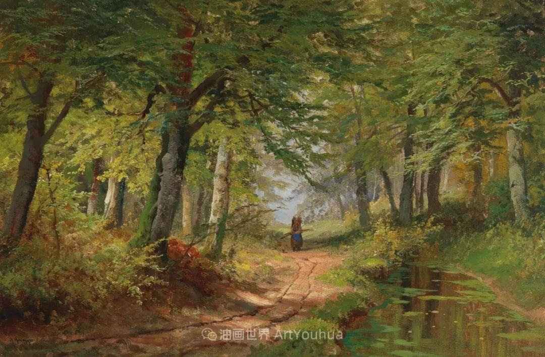 一派宁静秀丽的乡村景色,令人陶醉的色彩!插图39
