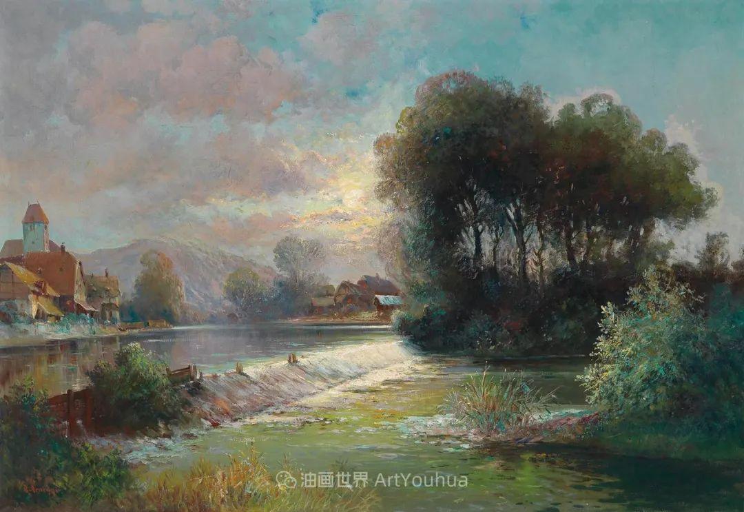 一派宁静秀丽的乡村景色,令人陶醉的色彩!插图75