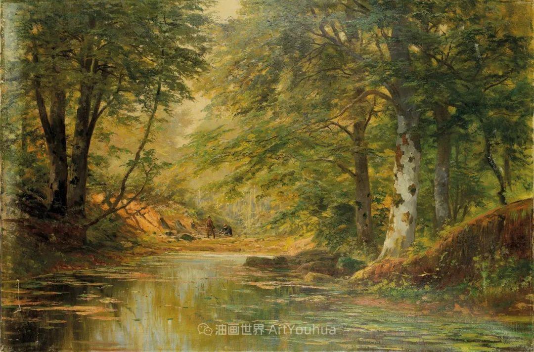 一派宁静秀丽的乡村景色,令人陶醉的色彩!插图77
