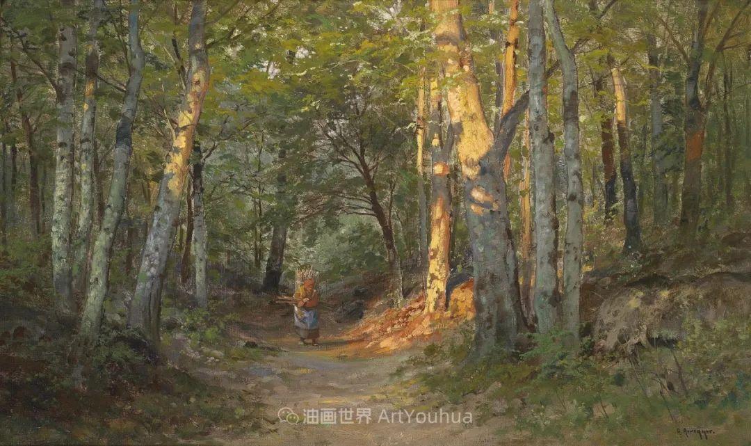 一派宁静秀丽的乡村景色,令人陶醉的色彩!插图79